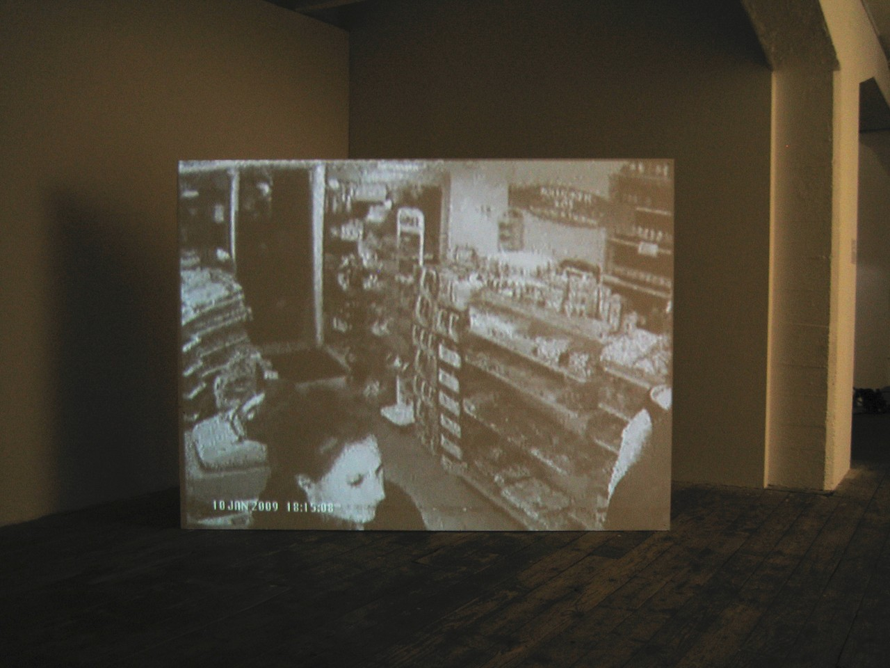 !Mediengruppe Bitnik - CCTV A Trail of Images video installation 2009