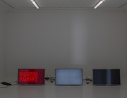 «Delivery for Mr. Rajab» - 3-Channel Video Installation