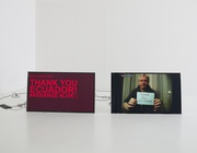 Delivery for Mr. Assange» - 2-Channel Video Installation