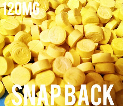 10x yellow Twitter 120mg mdma. «
